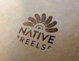 #81 for Native Reels - Logo Design af marcisrichard