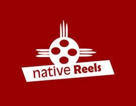 #69 for Native Reels - Logo Design af fdappah