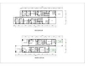 #29 for Provide a floor plan for a duplex by SaiSengMain