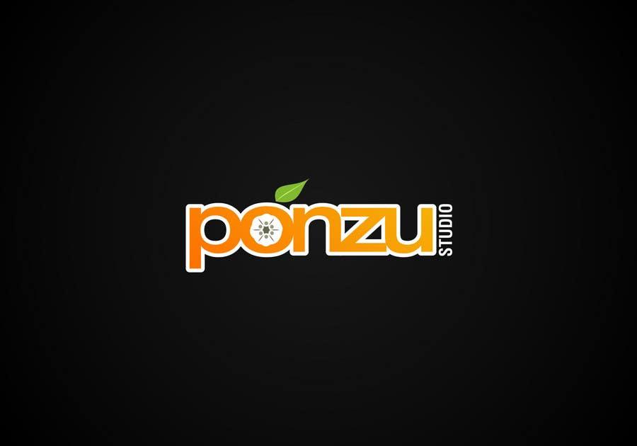 Конкурсная заявка №301 для Logo Design for Ponzu Studio