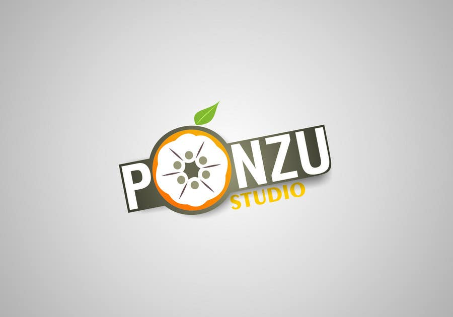 Конкурсная заявка №253 для Logo Design for Ponzu Studio