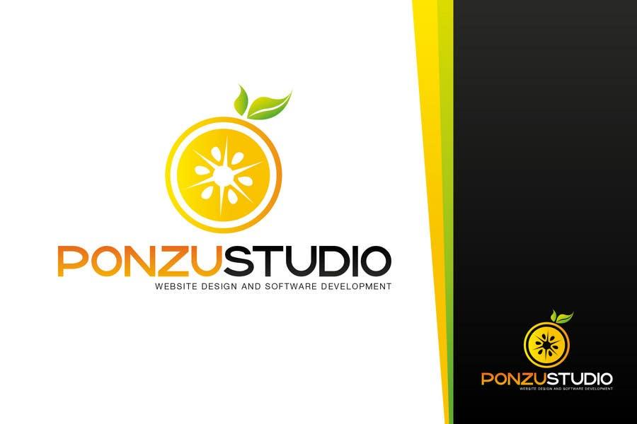 Конкурсная заявка №91 для Logo Design for Ponzu Studio