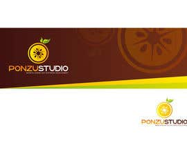#180 for Logo Design for Ponzu Studio by Grupof5