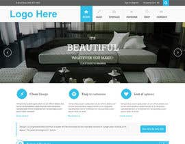 #16 for Design a Wordpress-Template for a paperplane website af ritesh1024