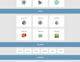 #4 for Design a Wordpress-Template for a paperplane website af panafff