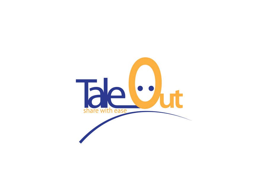 "Contest Entry #234 for Logo Design for ""TaleOut"""