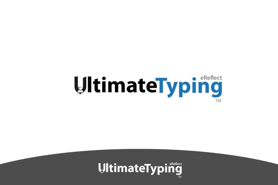 Konkurrenceindlæg #90 for Logo Design for software product: Ultimate Typing