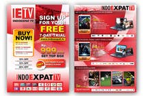 Entry # 23 for Design a Flyer for IPTV Company by