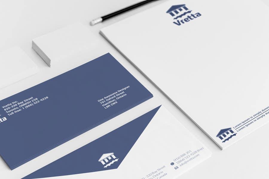 Penyertaan Peraduan #                                        14                                      untuk                                         Design a template for our letters and envelopes