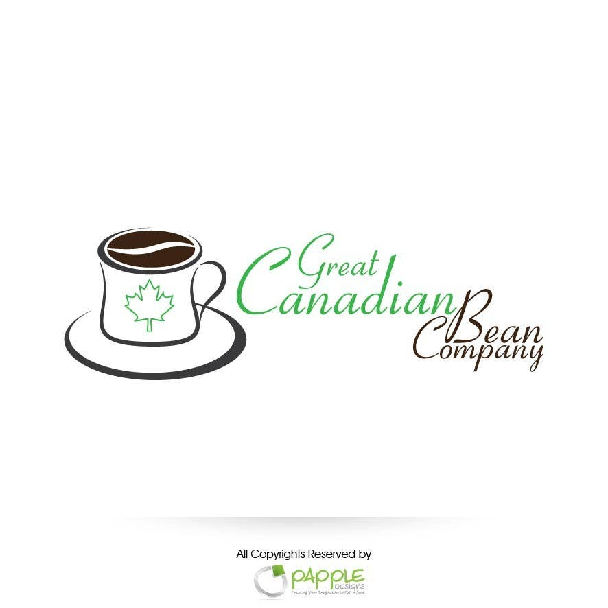 Contest Entry #10 for Logo Design for Great Canadian Bean Company