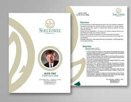 #9 para Graphic Design for Curriculum Vitae por Grupof5