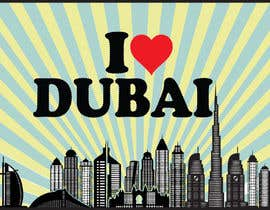 #93 for I Heart Dubai for sound activated LED shirt by maatru