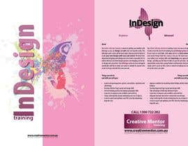 #5 pentru Brochure Design for Creative Mentor Training de către Tiribombel