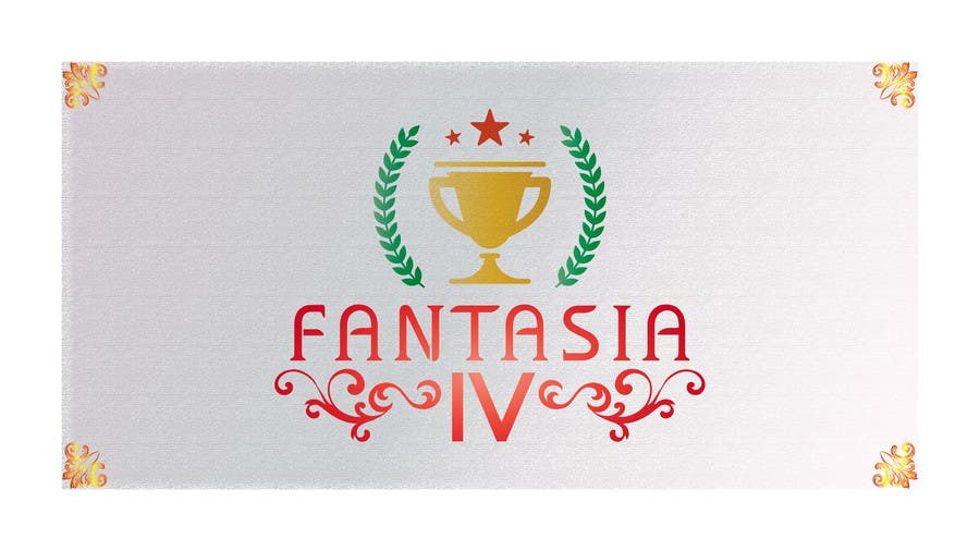 entry 11 by whenitapproaches for design a banner name fantasia