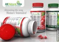 Proposition n° 37 du concours Graphic Design pour Design a supplement Bottle Label for All Natural Vita