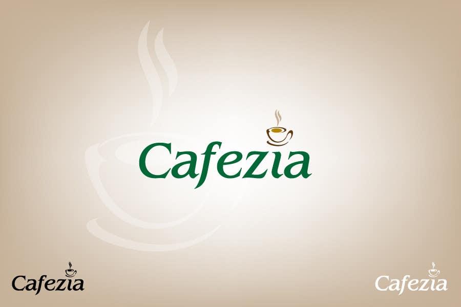 Конкурсная заявка №161 для Graphic Design for Cafezia