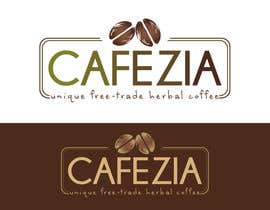 #234 para Graphic Design for Cafezia por marijoing