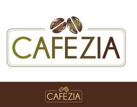 #55 para Graphic Design for Cafezia por marijoing