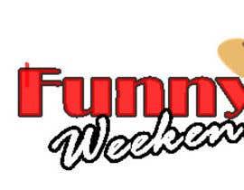 promitamaitra tarafından Design Logo for Funny Weekend için no 3