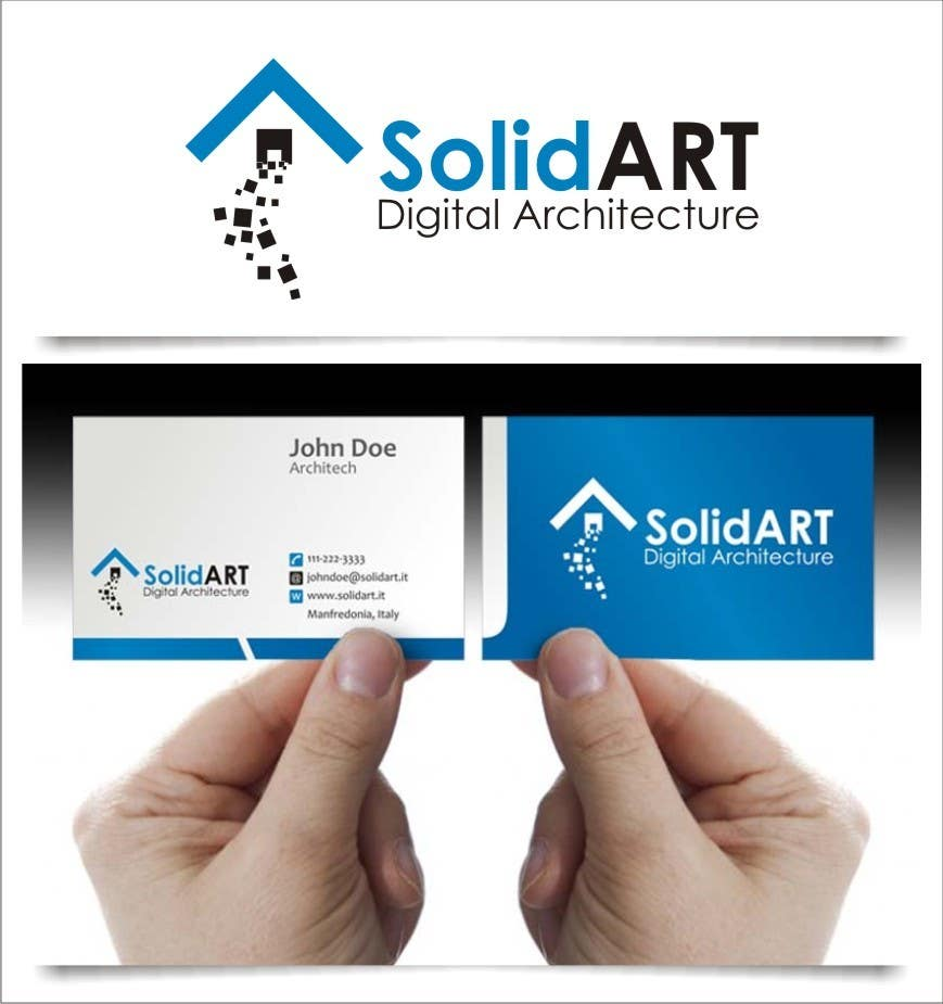 Entry #177 by indraDhe for Logo and Business Card for 3D Artist ...