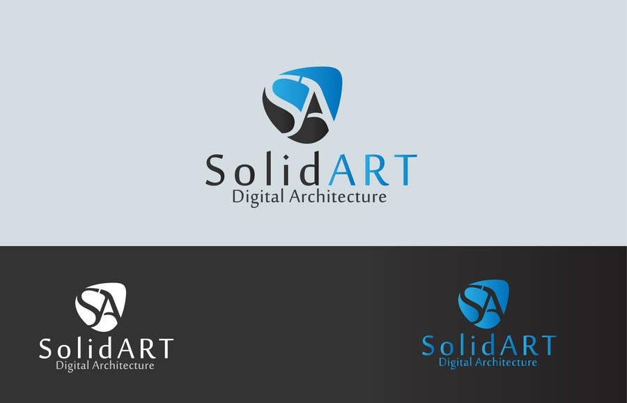 Entry #55 by ashanmaredia for Logo and Business Card for 3D Artist ...