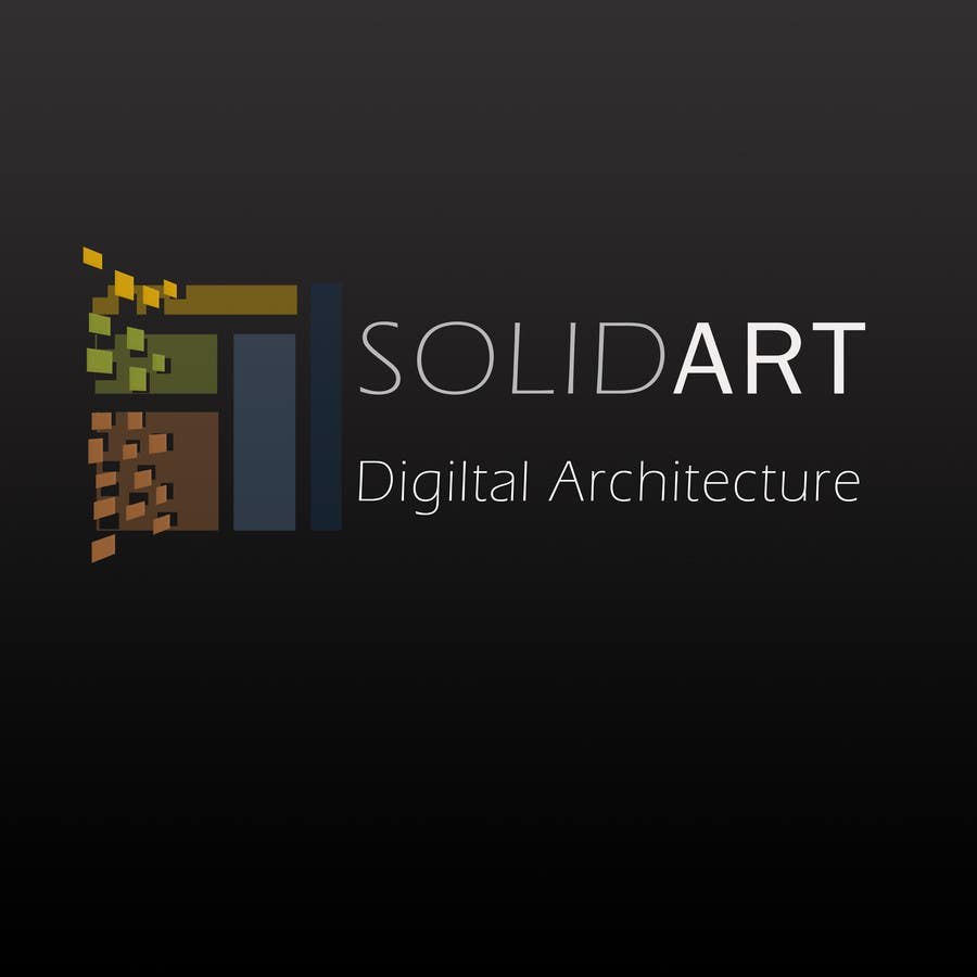 Entry #125 by koticakotica for Logo and Business Card for 3D Artist ...