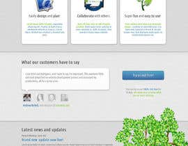 nº 5 pour Website Design for WebSpore par andrewnickell