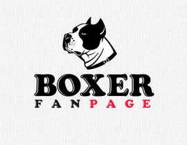redvfx tarafından Logo & Corporate Identity Package for Boxer Fan Page için no 45