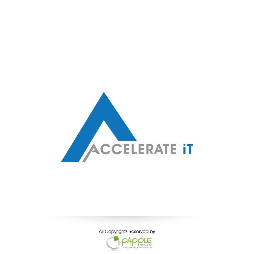 Contest Entry #194 for Logo Design for Accelerate IT