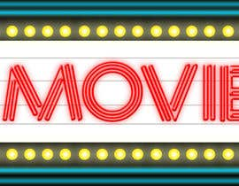 #9 for Movie Marquee Large Header by diego365