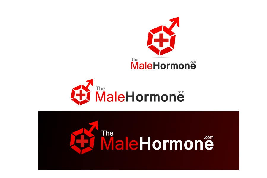 Logo Design for TheMaleHormone.com