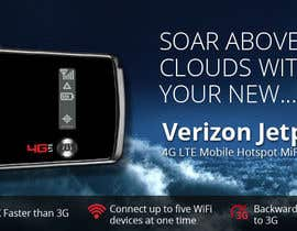 #48 for Advertisement Design for Verizon Wireless Premium Retailer- The Wireless Center by wademd