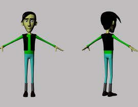 #10 cho Do some 3D character designor bởi madhavanraj
