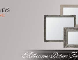 #10 cho Design a Banner for Custom Framing business bởi chandrafortuna