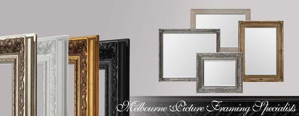 Inscrição nº                                         11                                      do Concurso para                                         Design a Banner for Custom Framing business