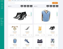 #21 for Design an e-commerce website mockup (Design Only, No programming Required) by zaxsol