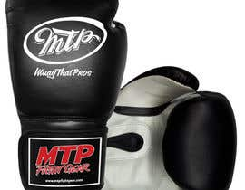 #31 for Design a Basic Black and White Boxing Glove (I already have logo options) by OvidiuSV