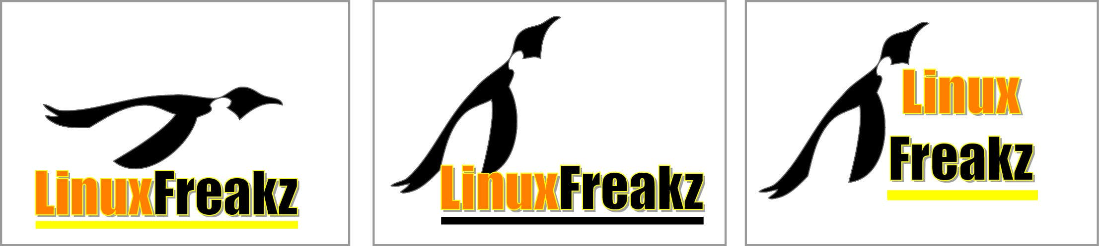 Penyertaan Peraduan #                                        29                                      untuk                                         Design a Logo for LinuxFreakz