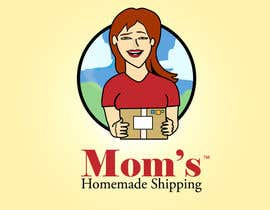 #28 para Logo Design for Mom's Homemade Shipping por avngingandbright