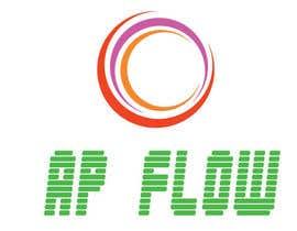 #3 para Design a Logo for AP Flow de Naimurdurjay