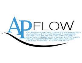 #23 para Design a Logo for AP Flow de Tinave