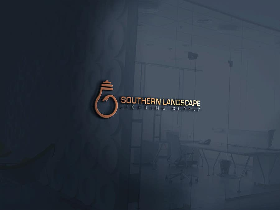 Nice Contest Entry #11 For Design A Logo For A Landscape Lighting Supply Company Gallery