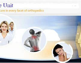 nº 103 pour Banner Ad Design for London Spine Unit par spinecommander