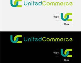 ashfaqkhatti tarafından Design a Logo for E-Commerce Company 'United Commerce' için no 333