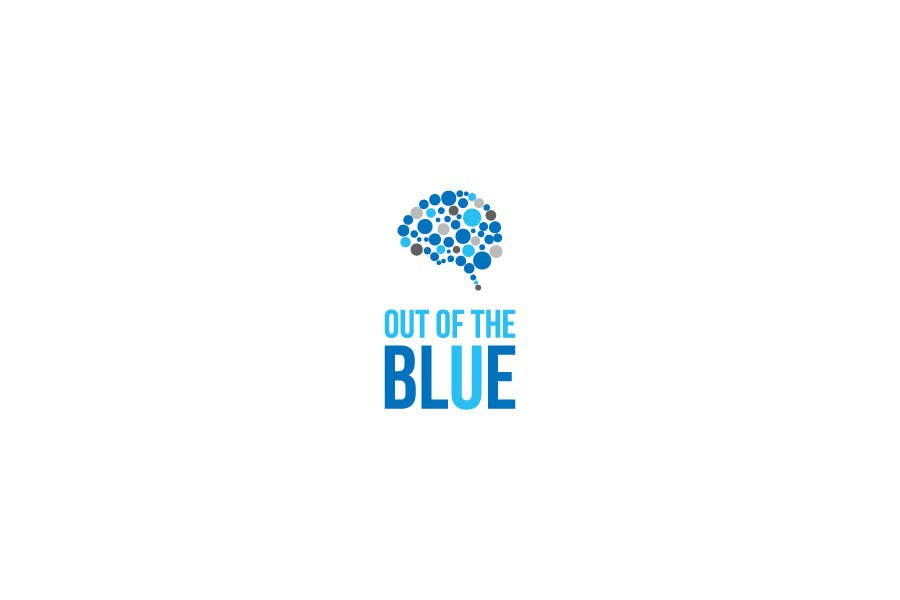 """#62 for Design Logo for """"Out of the Blue"""" by yogeshbadgire"""