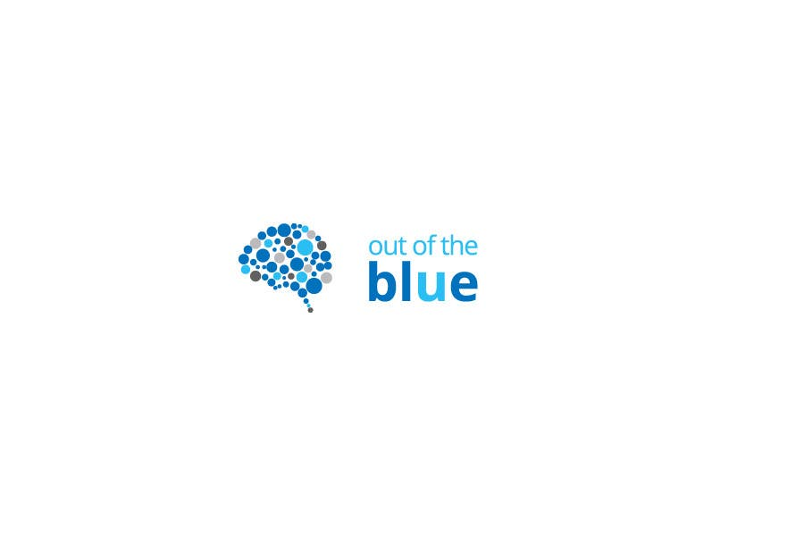 """#94 for Design Logo for """"Out of the Blue"""" by yogeshbadgire"""