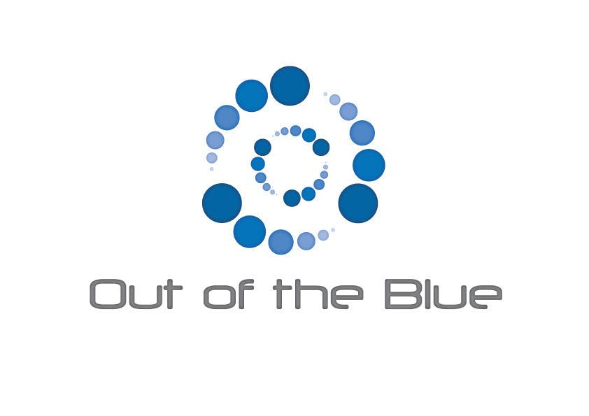 """#103 for Design Logo for """"Out of the Blue"""" by AmyHarmz"""