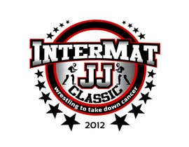 #153 para Logo Design for InterMat JJ Classic por patrickpamittan