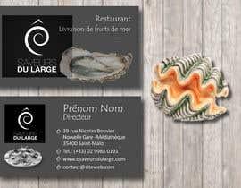 nº 5 pour Design a Business Card for a Restaurant par Sele2
