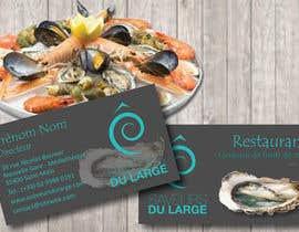 nº 6 pour Design a Business Card for a Restaurant par Sele2